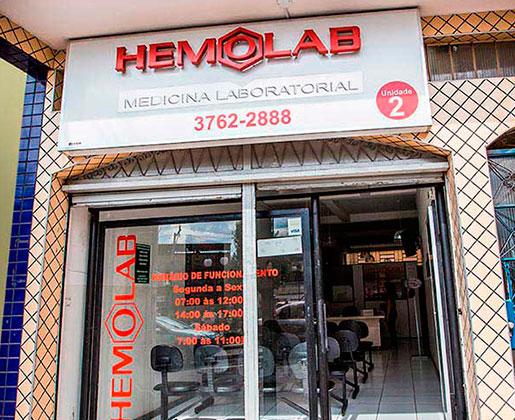 São João Laboratório Hemolab