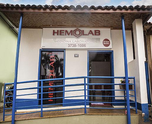 Laboratório Hemolab São Brás do Suaçuí